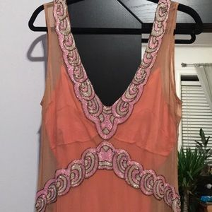 Beaded Slip dress
